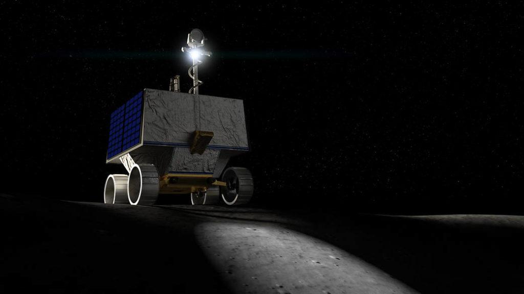 Software open source per il prossimo rover NASA sulla Luna (News, Fuori dalle righe)