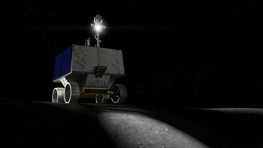 Software open source per il prossimo rover NASA sulla Luna
