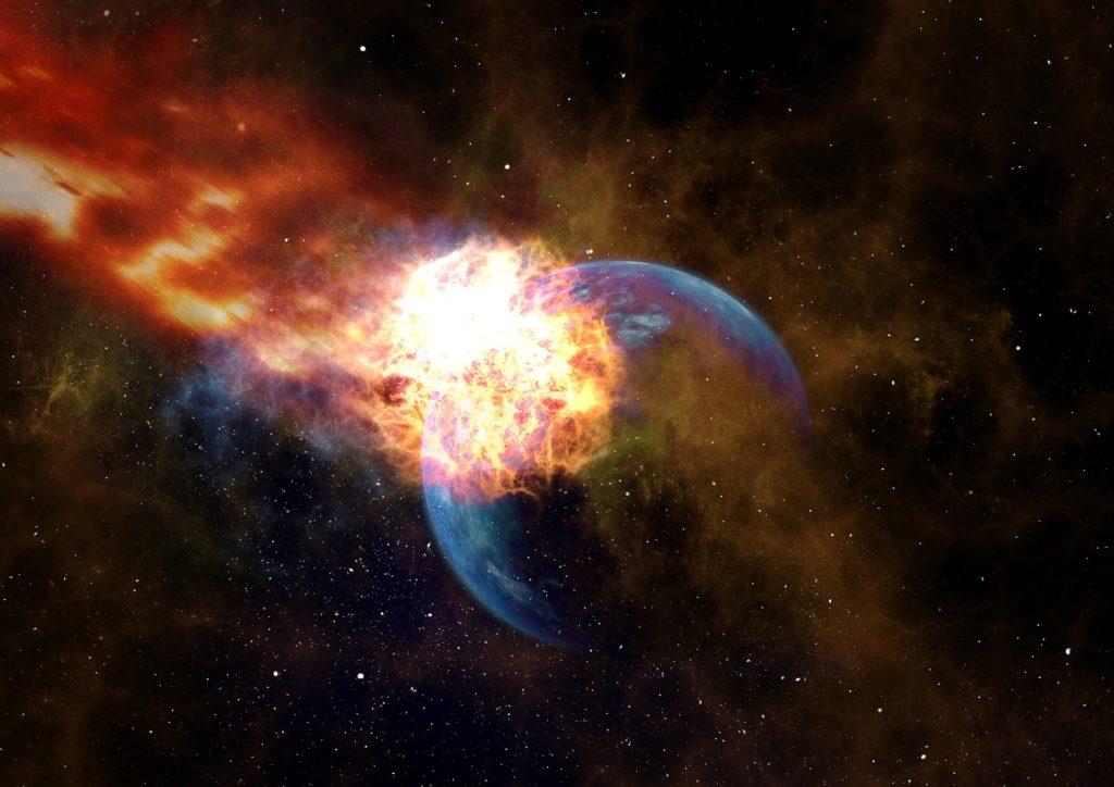 Quant'è la probabilità di essere colpiti da un meteorite? (News, Fuori dalle righe)