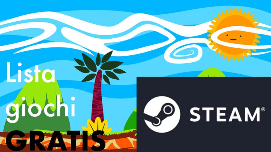 ➠ Giochi gratis su Steam (Guide, Fuori dalle righe, Risorse Gratis)